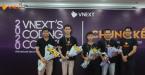 CHUNG KẾT ĐẦY CẢM XÚC CỦA VNEXT's CODING CONTEST 2020